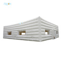 Big Space White Strong PVC Safety Inflatable Tent For Banquet Party