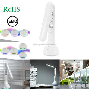 Fashion Design Table Led Lamp Portable Rechargeable hotel desk lamp