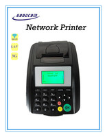 Wireless WIFI / Lan Printer , 58mm thermal Receipt Bill printer for POP3 Mail Order or Online orders from your website