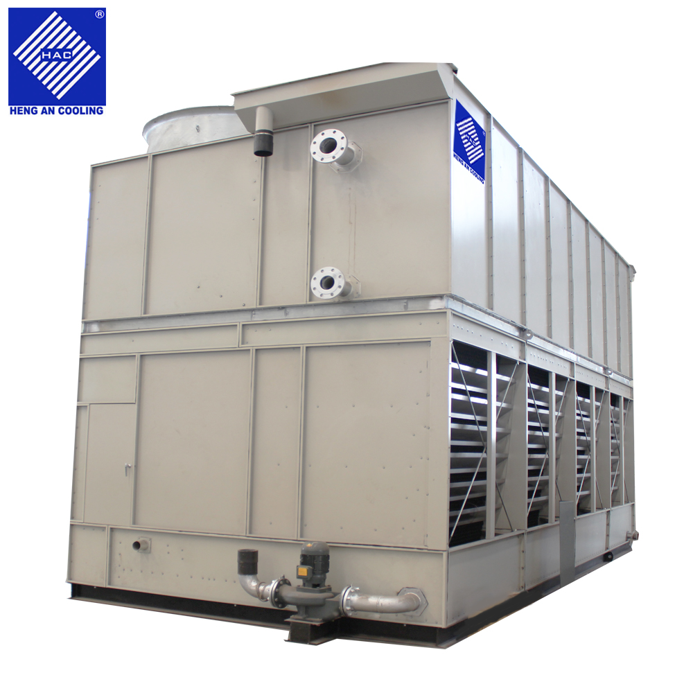 Counter Flow Type Closed Circuit Cooling Water Tower Industrial Fluids Cooling Equipment China Manufacturer Cooling System