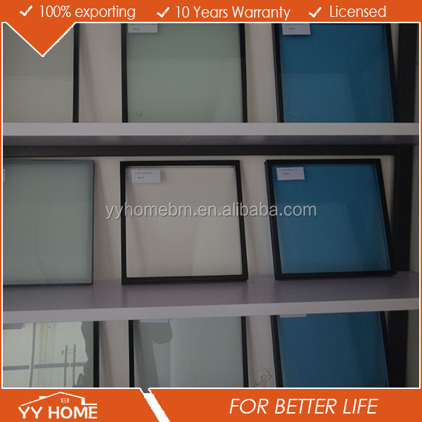 Double glazing low-e glass manufacturer