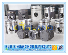MP-01/DW120-05 3 rings dia 120.65mm length 115.05mm 2Alfin diesel engine 3304/3306/D330C piston kit 8N3182