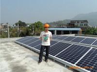 2015 new design Electric Energy saver 3 phase Voltage solar panel kit system TSP1KW-TSP100KW