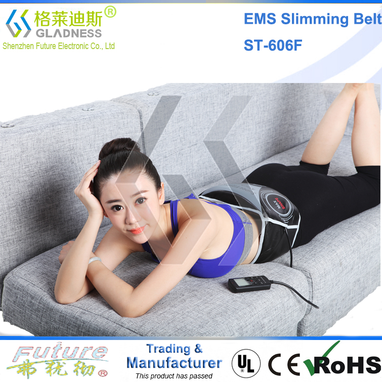 waist vibro fit massager & korea thigh hips arm slimming belt, side effects back pain relief massage belt