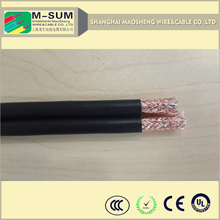 2 4 6 8 10 12 14 16 gauge AWG silicone coated battery cable wire