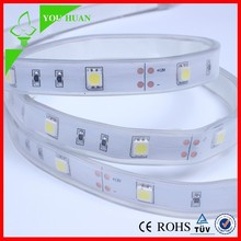 12v rechargeable battery led strip YH-5050