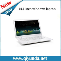 Brand new Newest 14.1inch D2500 Laptop Win7/WIFI laptop/notebook RAM 2GB HDD 250GB spport 3G/SD card