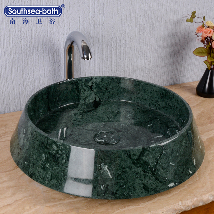 Salable fashionable elegante antiwear smooth basin in bathroom