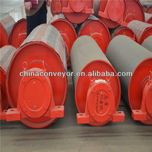 Biggest manufacturer conveyor return pulley,D400mm-2000mm conveyor return pulley