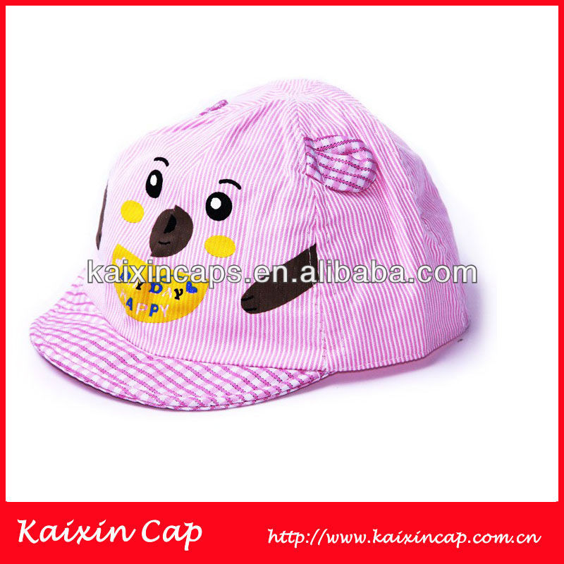 OEM Custom Kids/children felt hats 6 Panel Wholesale 2016 Hot Sale children felt hats