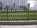 Alibaba supplier wholesale ornamental fence for villa district ZX-ZTHL002