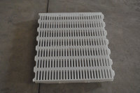 Poultry farming equipment , pig plastic slat floor for sales