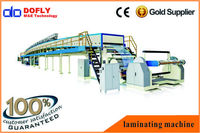 large-scale optical dry laminating machine