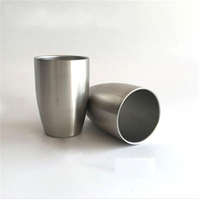 280ML Stainless Steel Double Wall Thermal Insulation Wine Water Cup