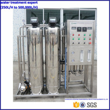 Stainless steel osmosis reverse equipment/compact reverse osmosis system