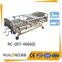 RC-007-4666(I) Medical Guardrail Bed Specifications of Hospital Beds