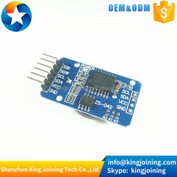 DS3231 AT24C32 I2C Real Time Clock time module RTC with Battery