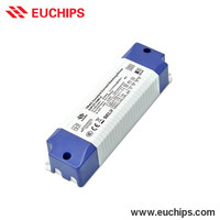 Phase-cut Analog Dimming LED Driver 180mA 240mA 300mA Output Current Selectable 12W LED Driver Triac ELV Dimmable LED Driver