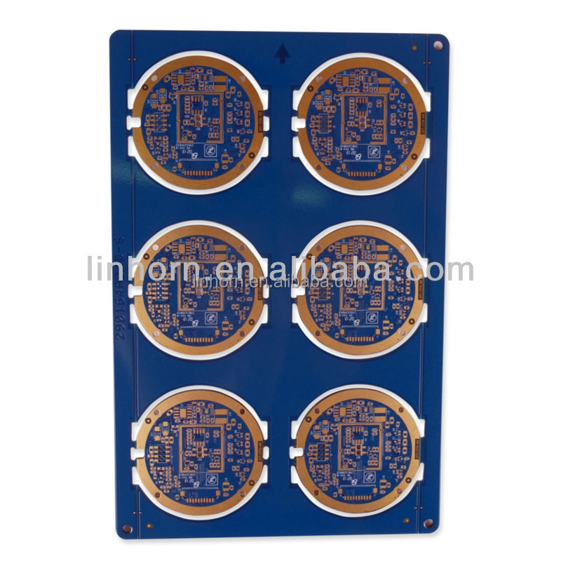6 Layer PCB for SECURITY camera module manufacturer in taiwan