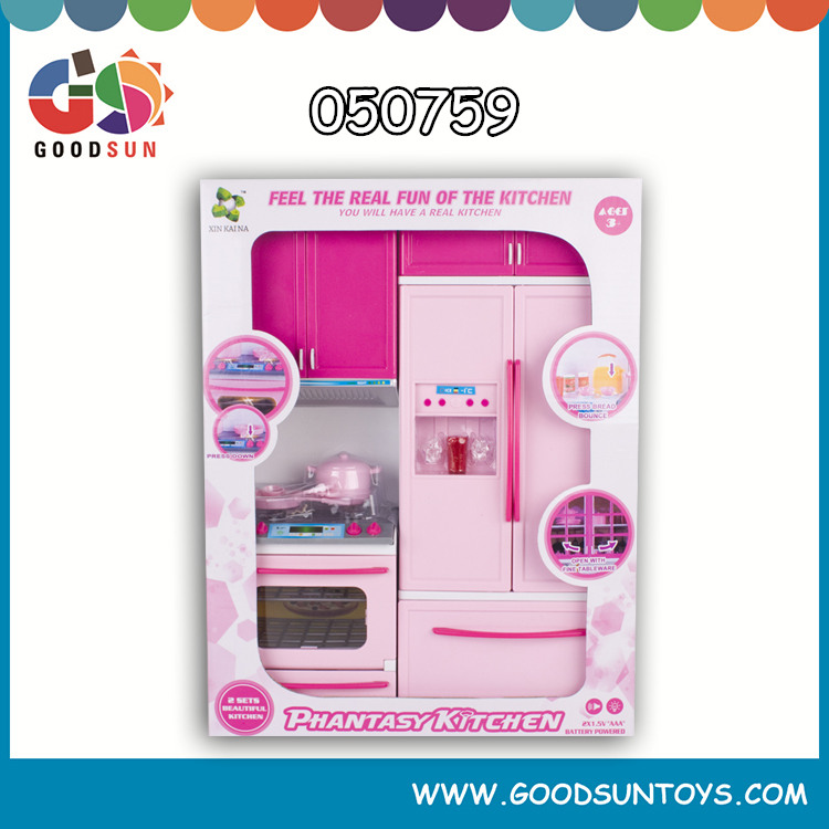 Electric kitchen toy set household appliance