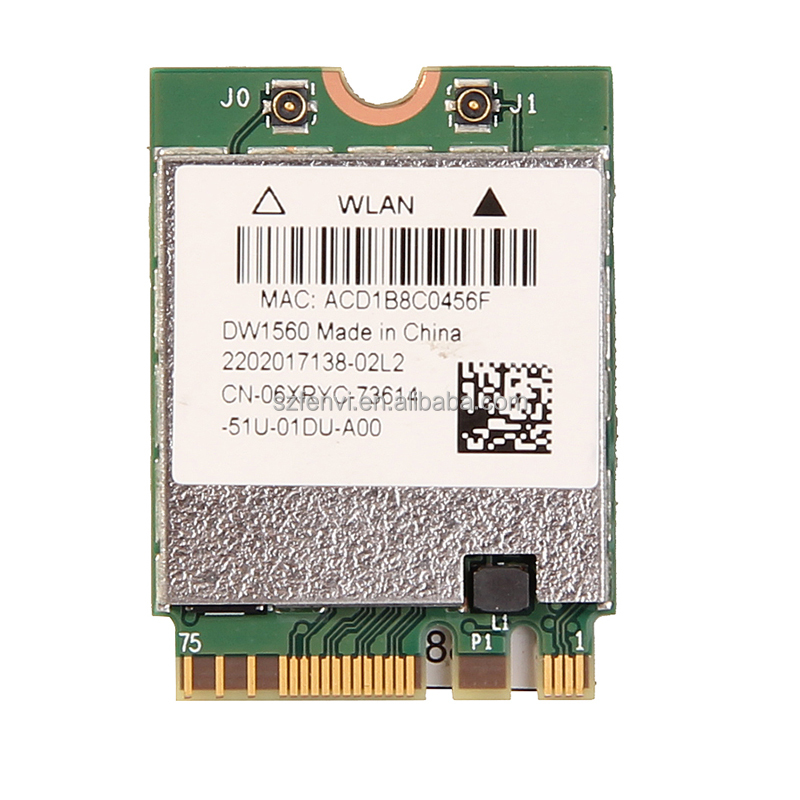 Broadcom BCM94352Z 802.11a/b/g/n/ac WLAN + Bluetooth 4.0 M.2 NGFF Mini Card 867Mbps wireless network card ac adapter