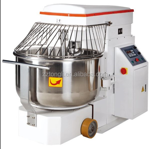 125kg dough mixer for industrial bakeries