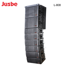 Wholesale price passive subwoofer line array speaker 1300w tw audio line array with accessories