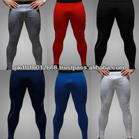 autumn and winter fashion male fashion tights trousers male sports pants training pants tight