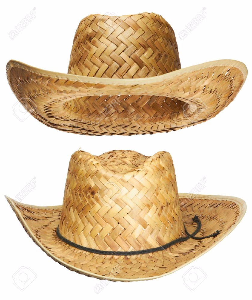 Wholesale China Women Natural Shapeable Wide Brim Travel Sun Straw Cowboy Hats for sale