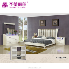 Royal Luxury Classic Italian Provincial Bedroom Furniture Set For Sale