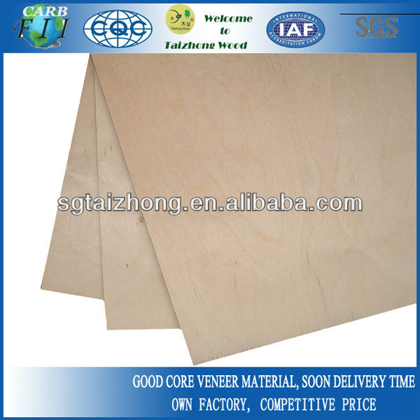 Packing Grade 3MM Plywood 8x4