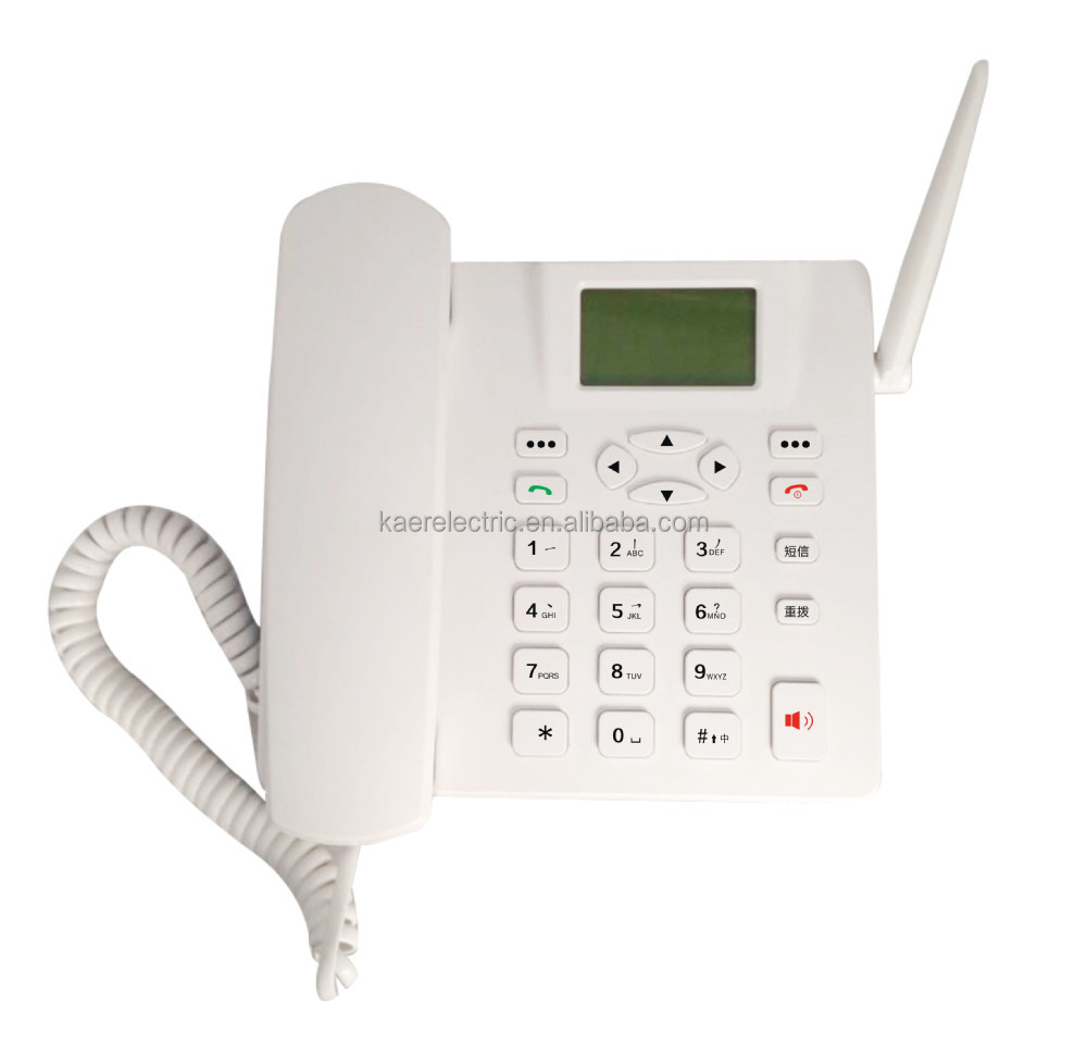 Telephone with SIM cards KT1000(181)