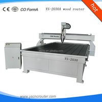 cnc wood carving machine with hiwin square orbit 4.5kw water cooling spindle vacuum table high quality wood lathe machine price
