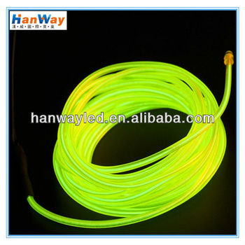 electroluminescent el wire, el wire neon rope light