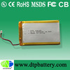 Data Power supply mobile phone battery lithium polymer battery 5000mah