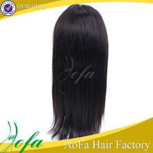 Well constructed original full lace wig brazilian straight hair