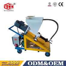 Henan Baorun Wall Putty Plaster Spraying Machine/Mortar Gypsum Render Machine