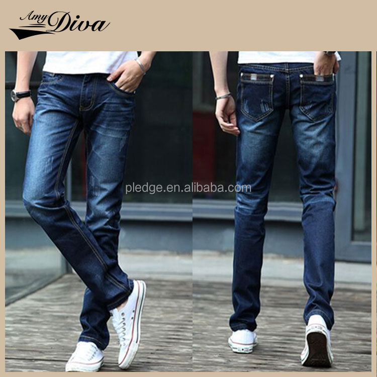 New style model custom standard classical skinny jeans pent trousers denim jeans pants for men