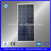 Solar panel with High output and low price Poly 140W solar panel