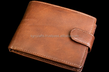 Best Selling Genuine Leather Money wallets