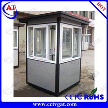 High quality popular design low cost prefabricated fire safe guard house