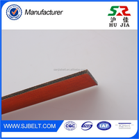 Bare Back/Without Cover Rubber Polyster Nylon Conveyor Belt