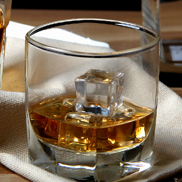 Haonai 2015 wholesal antique whisky glass cup