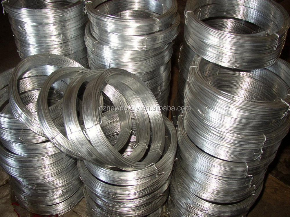 Hot selling Galvanized iron wire