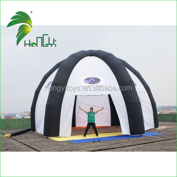 Hot Popular Sale Custom Design 10m Giant Commercial Inflatable Tent