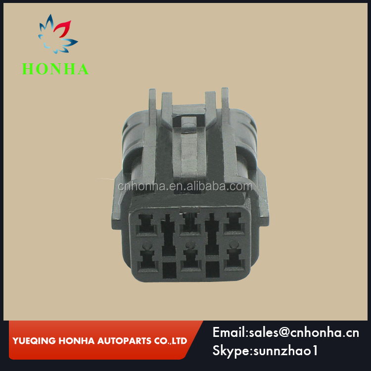 6 Pin Male Female 7123-7464-40 Plastic Waterproof Car Electrical Connector For 7123-7464-40 Automotive Wire Plugs