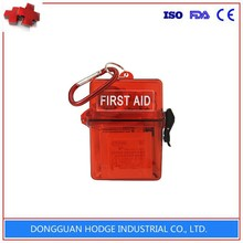 Small Emergency First aid kit Waterproof Box