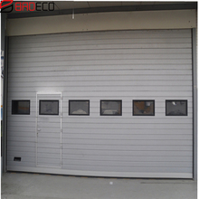 Automatic Industrial Lifting Roll Up Door For Cold Room