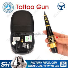 classic design high quality digital semi permanent makeup machine Electric tattoo Gun