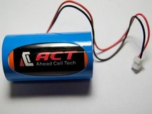 SIZE D LR20 ER34615M Lithium Battery 14500mAh high power high tempereture